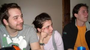 Gopo, Ioana şi Pătrat