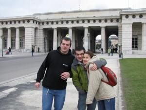 Tot la Hofburg