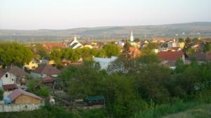 Alba Iulia, de pe Cetate