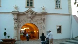 Poarta a IV-a, deschisă publicului