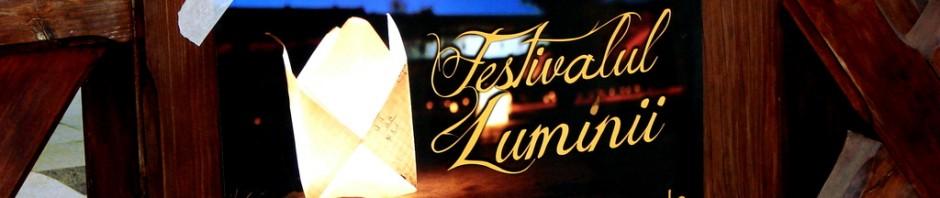 Festivalul Luminii – de patru ani la Alba Iulia