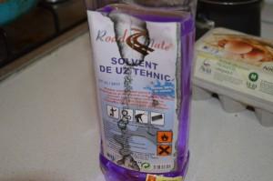 Combustiblul meu, de la Auchan