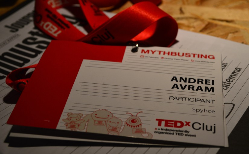 TEDxCluj 2016