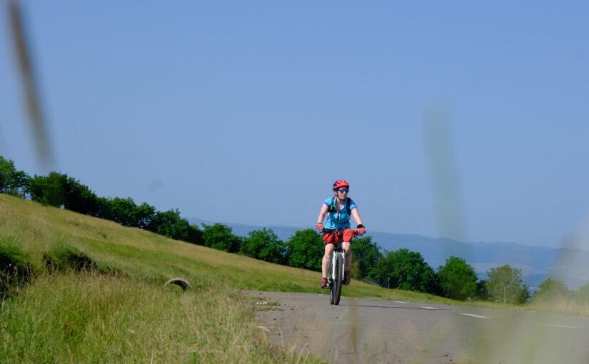 De la Alba Iulia la Nocrich pe bicicletă